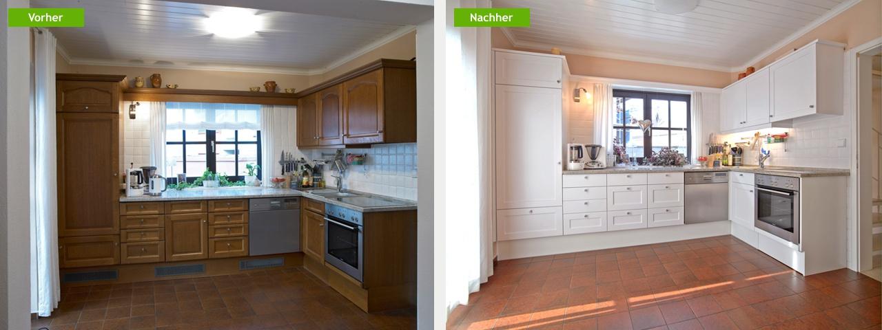 Stunning Alte Küchen Aufmotzen Ideas - Home Design Ideas - motormania.us